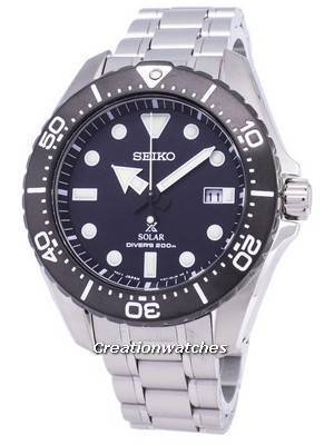 Seiko Prospex Solar Diver's 200M SBDJ013 Men's Watch