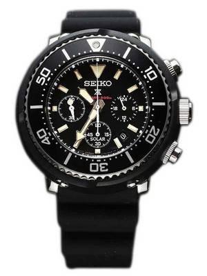 Seiko Prospex Diver's 200M Limited Edition Solar Chronograph SBDL041 Men's Watch