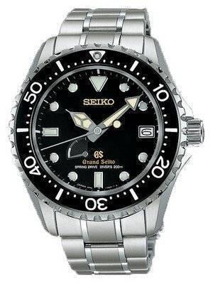 Grand Seiko Spring Drive Diver Titanium SBGA031 Watch