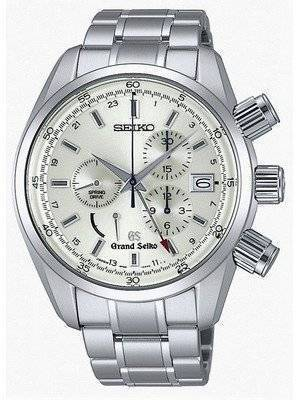 Grand Seiko Chronograph Spring Drive SBGC001 GMT Watch