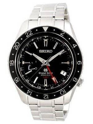 Grand Seiko Spring Drive SBGE001 GMT Watch
