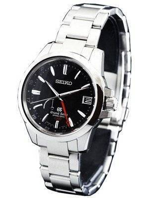 Grand Seiko Springdrive SBGE013 GMT Watch
