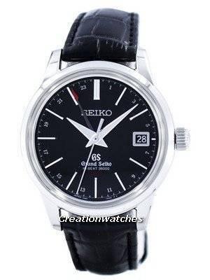 Grand Seiko HI-BEAT 36000 GMT Automatic Power Reserve 37 Jewels SBGJ019 Men's Watch