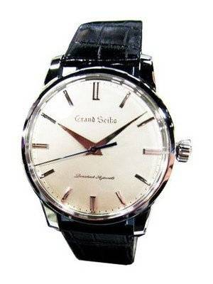 Grand Seiko SBGW033 Limited Edition Manual Winding Watch