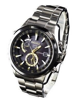 Seiko Astron GPS Solar SBXA005 (SAST005) Mens Watch