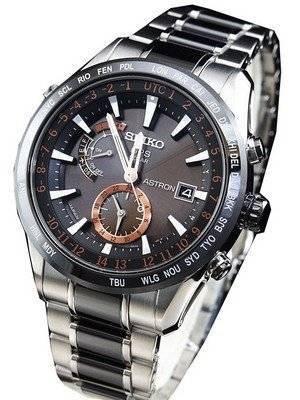 Seiko Astron GPS Solar SBXA017 Mens Watch