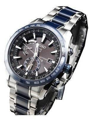 Seiko Astron GPS Solar SBXA019 Mens Watch