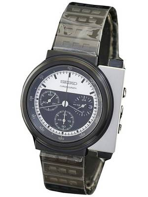 Seiko Spirit Chronograph Giugiaro Design Limited Edition SCED041 Men's Watch