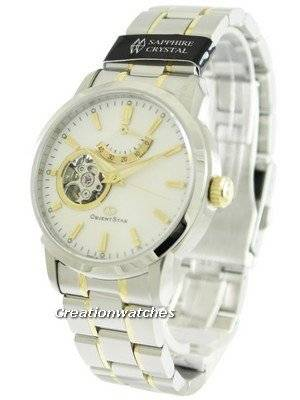 Orient Star Classic Power Reserve Open Heart SDA02001W
