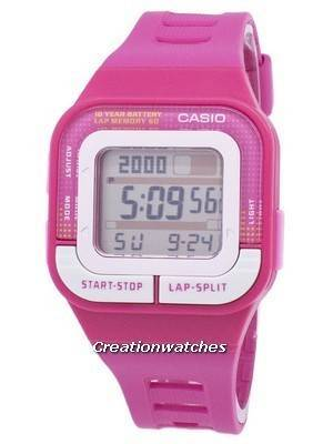 Casio Digital Sports Multi-Function SDB-100-4ADF Women's Watch