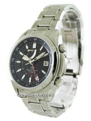 Orient Star Automatic GMT SDJ00001B0 SDJ00001B Men's Watch