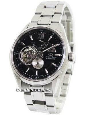 Orient Star Automatic Semi Skeleton Power Reserve SDK05002B DK05002B Men's Watch