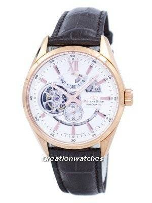 Orient Star Automatic Open Heart Power Reserve Japan Made SDK05003W Men's Watch