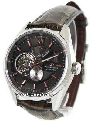 Orient Star Automatic Semi Skeleton Power Reserve SDK05004K DK05004K Men's Watch