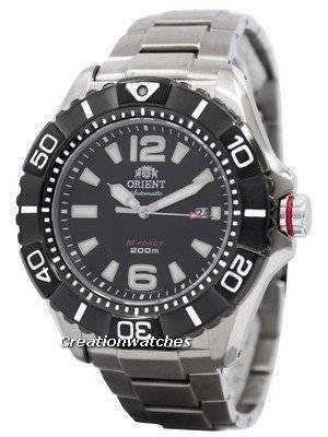 Orient Automatic M-Force Titanium SDV01001B0 SDV01001B