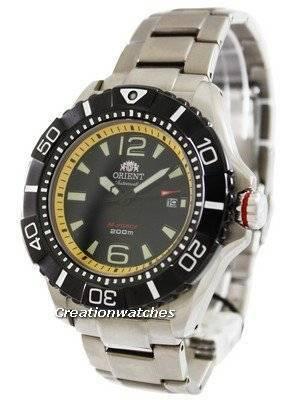 Orient Automatic M-Force Titanium SDV01002B0 SDV01002B