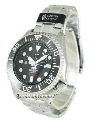 Orient Automatic Diver's 300m Watch EL02001B