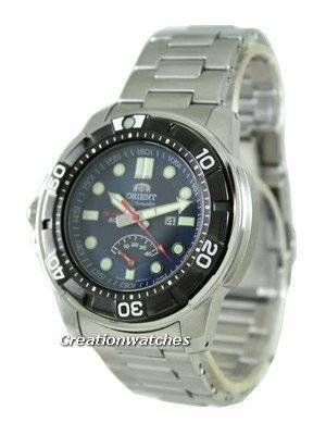 Orient Diving Sports Automatic M-Force EL06001D Men's Watch