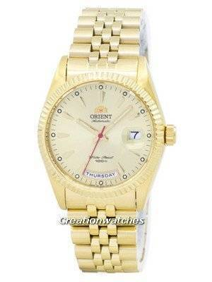 Orient Oyster Automatic Japan Made SEV0J004GH Men's Watch