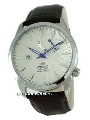 Orient Power Reserve Automatic Mechanical SFD0E002W0 Mens Watch