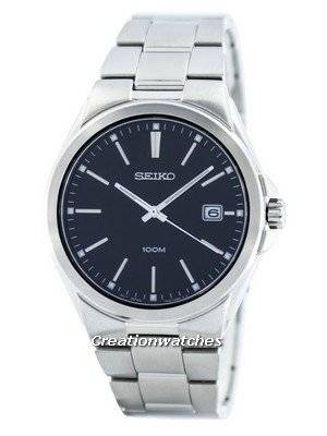 Seiko Quartz Analog SGEE31 SGEE31P1 SGEE31P Men's Watch