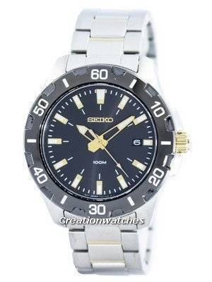 Seiko Quartz Analog SGEE51 SGEE51P1 SGEE51P Men's Watch