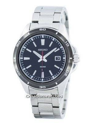 Seiko Quartz Analog SGEE91 SGEE91P1 SGEE91P Men's Watch