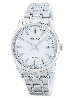 Seiko Quartz Analog SGEF99 SGEF99P1 SGEF99P Men's Watch