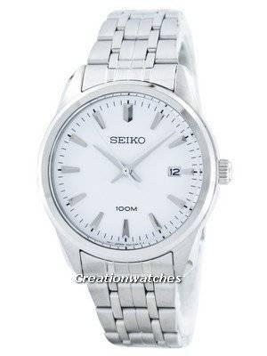 Seiko Quartz Analog SGEF99 SGEF99P1 SGEF99P Men's Watch