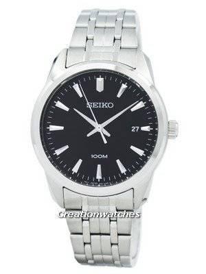 Seiko Quartz Stainless Steel SGEG05 SGEG05P1 SGEG05P Men's Watch