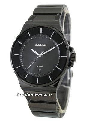 Seiko Quartz Date Calendar SGEG21 SGEG21P1 SGEG21P Men's Watch