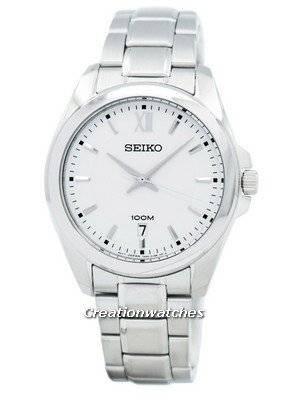 Seiko Quartz SGEG59 SGEG59P1 SGEG59P Men's Watch