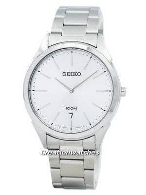 Seiko Quartz SGEG67 SGEG67P1 SGEG67P Men's Watch