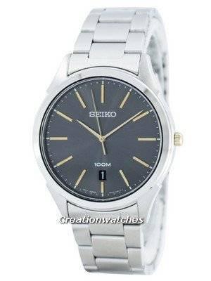 Seiko Quartz Analog SGEG73 SGEG73P1 SGEG73P Men's Watch