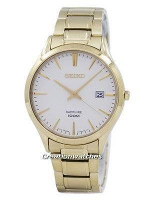 Seiko Quartz Analog SGEH72 SGEH72P1 SGEH72P Men's Watch
