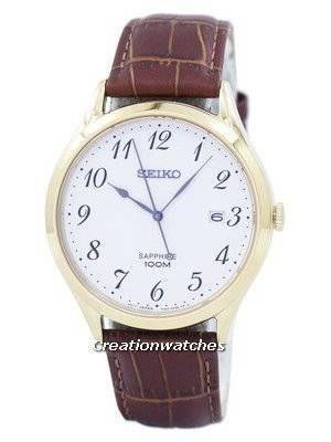 Seiko Quartz Analog SGEH78 SGEH78P1 SGEH78P Men's Watch