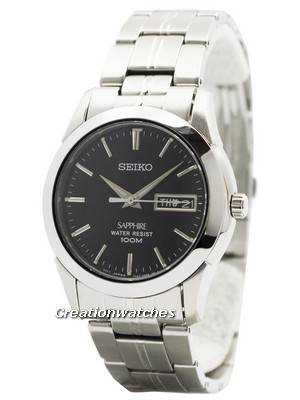 Seiko Sapphire SGG715 SGG715P1 SGG715P Men\'s Watch