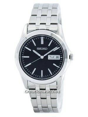Seiko Quartz Analog SGGA43 SGGA43P1 SGGA43P Men's Watch