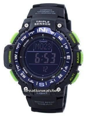 Casio Sports Outgear Triple Sensor Digital SGW-1000-2B Men's Watch