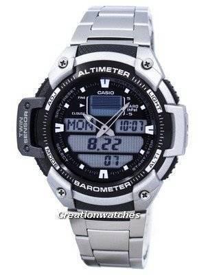 Casio Sports Altimeter Thermometer SGW-400HD-1BVDR SGW-400HD-1 SGW400HD Watch
