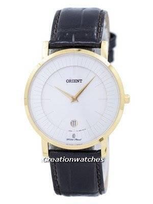 Orient Quartz Japan Made SGW01008W0 Men's Watch