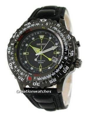 Seiko Kinetic Multifunction SKA425P1 SKA425 SKA425P Men's Watch