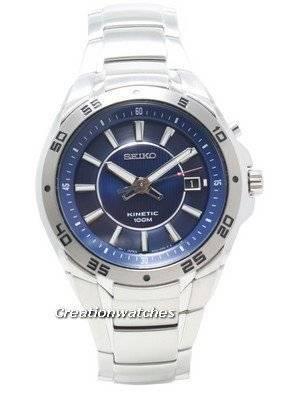 Seiko Kinetic SKA429P1 SKA429P SKA429 100M Men's Watch
