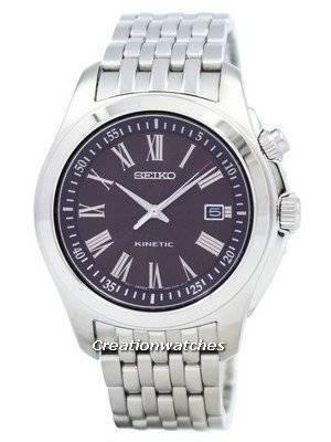 Seiko Kinetic SKA491 SKA491P1 SKA491P Men's Watch