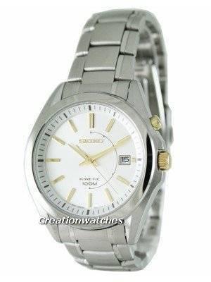 Seiko Kinetic SKA525 SKA525P1 SKA525P Men's Watch
