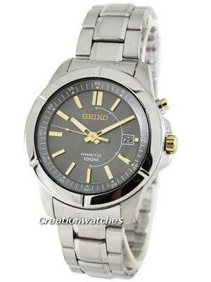 Seiko Kinetic 100M SKA543 SKA543P1 SKA543P Men's Watch