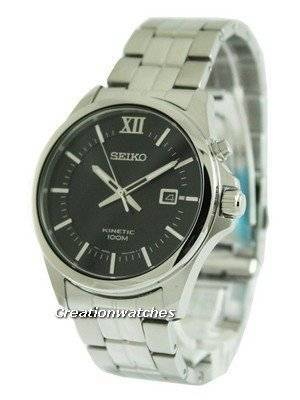 Seiko Kinetic SKA573  SKA573P1 SKA573P Men's Watch