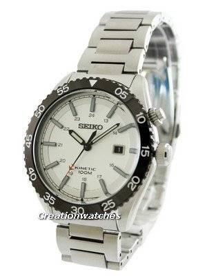 Seiko Kinetic SKA615P1 SKA615P SKA615 Men's Watch