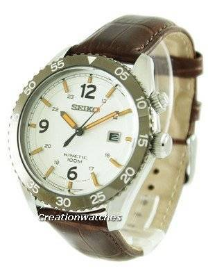 Seiko Kinetic SKA619P1 SKA619P Men's Watch