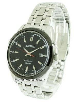 Seiko Kinetic SKA635P1 SKA635P Men's Watch